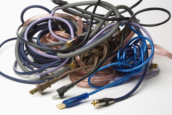 Types Of Computer Cable