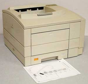 Types Of Computer Printers