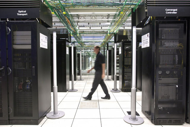 Types Of Computer Servers