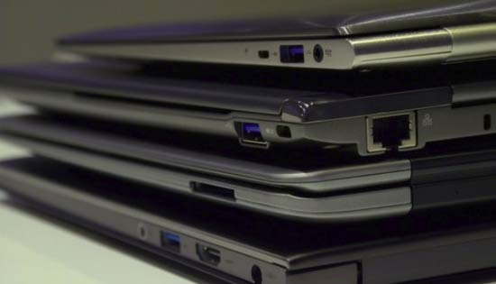 Types Of Laptop Computers