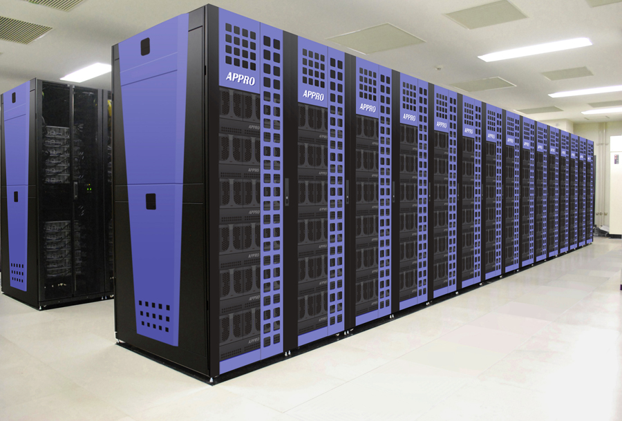 Types of Super Computers
