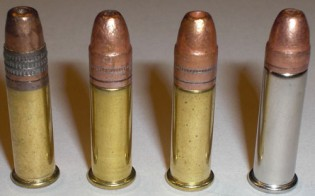 Types Of 22LR Ammo