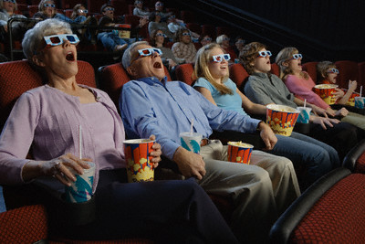 Types Of 3D Movies