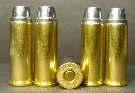Types Of 45 Ammo
