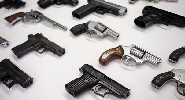 Types Of Handguns