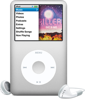 Types Of Ipods