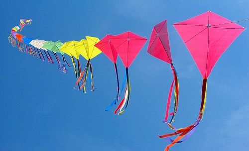 Types Of Kites