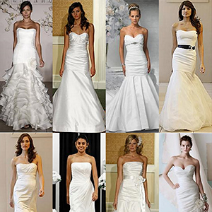 Types of wedding dresses types of junglespirit Image collections