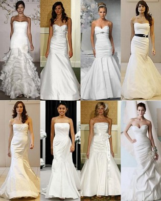 Types Of Wedding Dresses