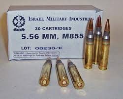 Types Of 5.56 Ammo
