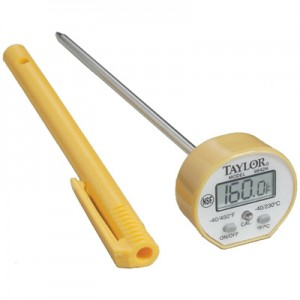 Types Of Food Thermometers