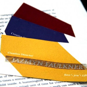 Types Of Paper For Business Cards