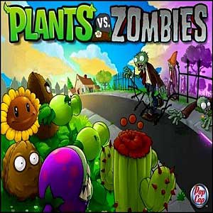 Types Of Plants Vs Zombies