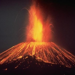 Types Of The Volcanoes