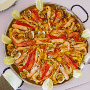 Types Of Food From Spain