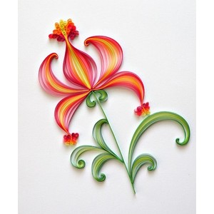 Types Of Quilling Flowers