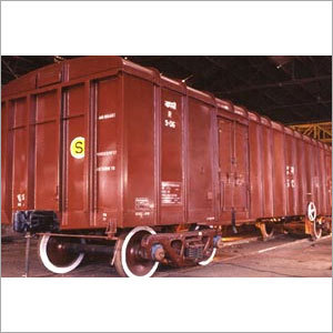 Types Of Railroad Cars