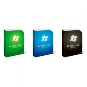 Types Of Windows 7 Editions
