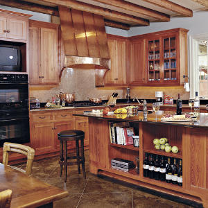 Types Of Wood Kitchen Cabinets